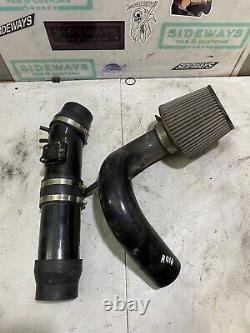 04-11 Mazda RX-8 Cold Air Intake & OEM MAF S1 S2 RX8 CAI & Mass Air Flow Meter