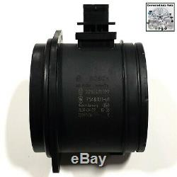 07-10 Bmw X5 4.8l Mass Air Flow Sensor Meter Maf Oem 1362 7548103 Afbm24