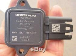 07-2013 BMW X5 E70 3.0 MAF Mass Air Flow Meter Sensor OEM 128i 323i 328i 528i X3