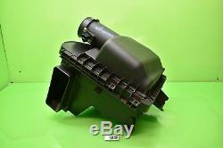 11 12 13 14 FORD MUSTANG AIR CLEANER FILTER BOX With AIR FLOW METER OEM