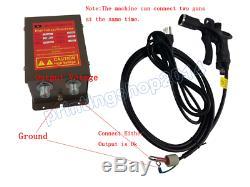 110V Ionizing Air Gun Static Electricity Electrostatic Elimination 7KV BIG POWER