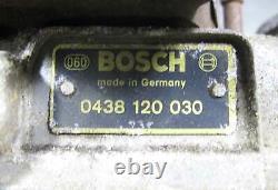 1977-1979 BMW E21 320i Coupe M10 4-Cyl EFI Volume Air Flow Meter w Distributor