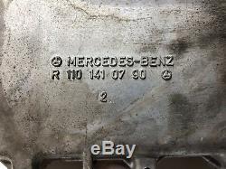 1980-1991 Mercedes-Benz W126 S-Class Fuel Distributor Air Flow Meter 0438100069