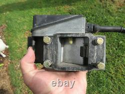 1982-1989 Alfa Romeo Spider Mass Flow Air Meter MAF Sensor Bosch 0280202027 OEM