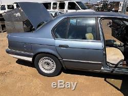 1988-1993 BMW E32 E34 735i 735iL 535i 635CSI Bosch M30 Mass Air Flow Meter AFM