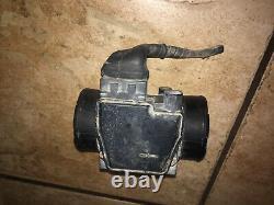 1989-1994 Mazda B2600 B2600i MPV 2.6L Mass Air Flow Sensor Meter OEM # E5T50371