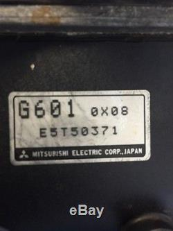 1991 Mazda B2600i Air Flow Meter/ Mass Air Flow Sensor G601/E5T50371