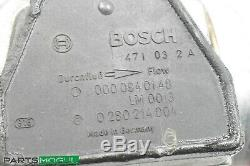 1995 Mercedes S500 Cl500 Air Flow Meter Maf Sensor 0000940148 0280214004