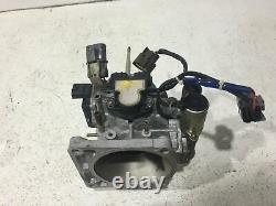 1995 Nissan D21 pickup 2.4 M/T CAL throttle valve body MAF mass airflow meter oe