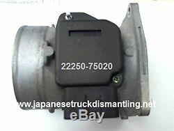 1998 1999 Toyota Tacoma Mass Air Flow Sensor Air Flow Meter 2225075020
