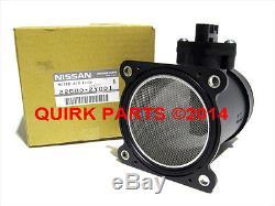 2000-2001 Nissan Maxima Mass Air Flow Sensor Meter GENUINE OEM NEW