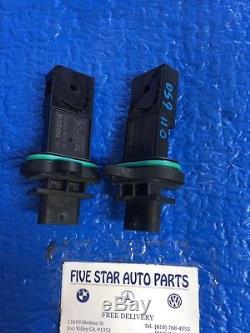 2012 BMW 650i AIR FLOW METER 13627566990