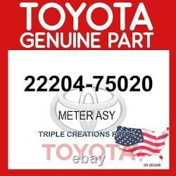 22204-75020 Oem Genuine Toyota Meter Sub-assy, Intake Air Flow 2220475020