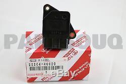 2220446020 Genuine Toyota METER SUB-ASSY, INTAKE AIR FLOW 22204-46020