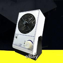 25W PC Ionizing Air Blower Fan Ion Anti-Static Ionic Fan AC 110V US Stock
