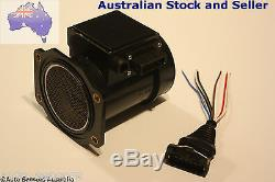 300zx Z32 80mm AFM MAF 2268030P00 Tuning Air Flow Meter with Pre Wired Plug