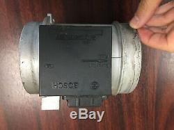 86-95 Porsche 928 Instake Mass Air Flow Meter Sensor OEM Bosch 0280214001