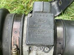 87-93 Ford Mustang Mass Air Flow Sensor MAF Meter Intake Air Tube A9L A9P OEM A