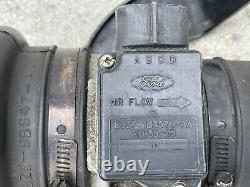 87-93 Mustang Mass Air Flow Sensor MAF Meter Intake Air Tube A9L A9P OEM C