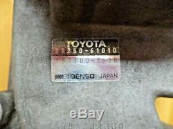 88-92 Toyota Land Cruiser MAF Mass Air Flow Meter Sensor 22250-61010 fj80 fj62