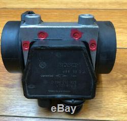 88-94 BMW e31 e32 850i 750i 750iL V12 MAF Mass Air Flow Sensor Meter 0280212010