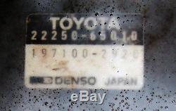 88-95 Toyota Mass Air Flow MAF Meter Pickup & 4Runner 3VZ-E V6 3.0l 22250-65010
