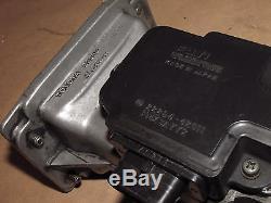 89-92 Toyota Supra Turbo 7MGTE / Air Flow Meter Air Mass Sensor / OEM