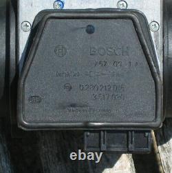 89-95 Volvo 240 740 940 Mass Air Flow Sensor Meter Afm Amm Maf Bosch 0280212016