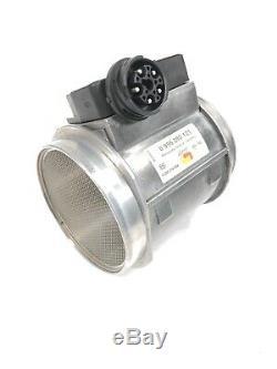 92-95 Mercedes W124 W140 4.2L 5.0L V8 Mass Air Flow Meter Sensor AFM MAF 4805