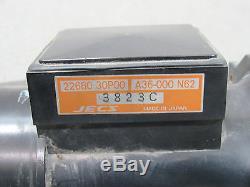 93-95 J30 90-96 300ZX Z32 MAF Mass Air Flow Meter A36-000 N62 / 22680 30P00 EE