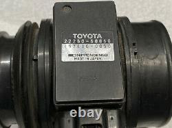 93-98 Toyota Supra Lexus LS400 Mass Air Flow Sensor OE 22250-50060 Made in JAPAN