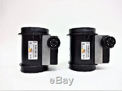 94 95 Mercedes S600 Set Of Bosch Remanufactured Mass Air Flow Meter Maf Meters
