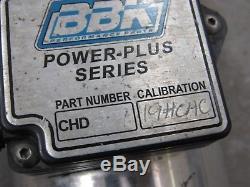 94-95 Mustang BBK Performance Mass Air Flow Meter Sensor 76MM MAF CHD307 19# CAC
