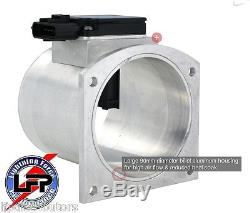 99 04 SUPERCHARGED LIGHTNING SCT BA3000 90mm MAF MASS AIR FLOW SENSOR METER