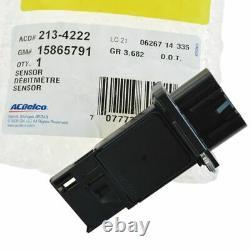 AC Delco 213-4222 Mass Air Flow Sensor Meter for Chevy GMC Pontiac Saturn Caddy
