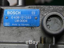 AIR FLOW METER BOSCH 0438121033 Mercedes W201 W124 C124 S124 W126 R107 R129 W463