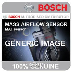 ALFA ROMEO 166 3.0 V6 24V 98-00 222bhp BOSCH MASS AIR FLOW METER MAF 0280217531