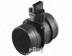 AUDI RS6 4B 4.2 Air Mass Sensor 02 to 04 290935RMP Flow Meter Bosch 06A906461M