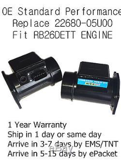 Air Flow Meter Sensor AFM Fit Nissan GTR R32 R33 R34 BNR32 22680-05U00 RB26DETT
