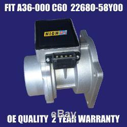 Air Flow Meter Sensor For Nissan Bluebird U13 SR20DE A36-000 C60 OE Quality