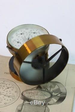 Air Flow meter by Joseph Davis & Co, Fitzroy Works, London S. E
