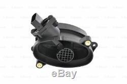 Air Mass Sensor fits BMW 320 E46 2.0D 98 to 06 Flow Meter Bosch 13622247074 New