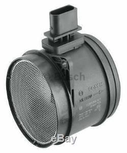 Air Mass Sensor fits BMW 335 E91 3.0D 06 to 12 Flow Meter Bosch 13627801951 New