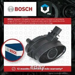 Air Mass Sensor fits BMW 520D E60 E61 2.0D 05 to 08 Flow Meter Bosch 13627788744