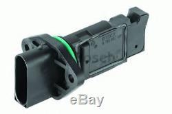 Air Mass Sensor fits BMW M3 E46 3.2 00 to 06 Flow Meter Bosch 13627830359 New