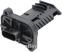 Air Mass Sensor fits BMW M5 F10 4.4 2011 on S63B44B Flow Meter Bosch 13627602038