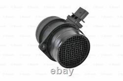 Air Mass Sensor fits VW Flow Meter Bosch 03G906461C VOLKSWAGEN Quality New