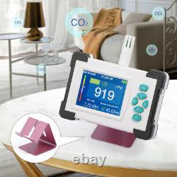 Air Quality Monitor Co2 Meter Tester Carbon Dioxide Detector Gas Analyzer Indoor