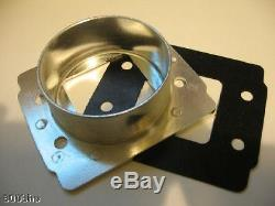 Alloy MAF Intake Adapter 3 76mm BMW, VW, Audi, Vauxhall (Bosch Air Flow Meter)