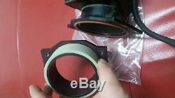 Apexi Power Fc Ecu + Nissan Air Flow Meter And Adapter For Subaru Ej20 Gc8